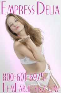 Empress Delia 800 601 6975